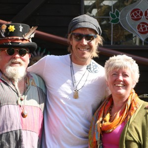 Tatu Pictures met Rhys Ifans at Faerie Thyme