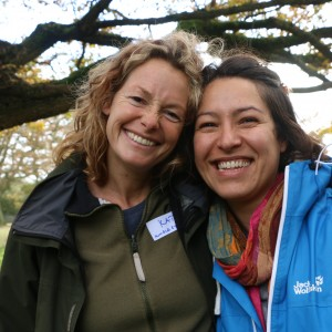Picture of Tatu pictures Raquel Toniolo and Kate Humble