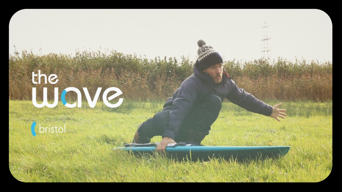 Tatu Pictures: The Wave Bristol Crowdfunding Picture