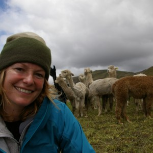 Picture of TV celeb Kate Humble
