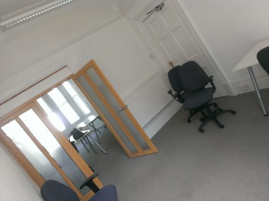 Tatu Pictures Ltd, Cardiff Production company, second office for editing