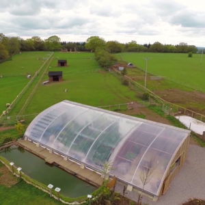 1 of 8 shorts we created for TV celeb Kate Humble and her Farm, Humble by Nature.