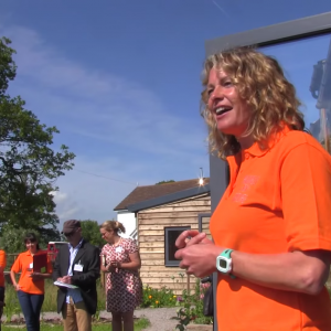 4 of 8 shorts we created for TV celeb Kate Humble and her Farm, Humble by Nature.