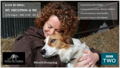 Kate Humble: My Sheepdog and Me Transmission Card
