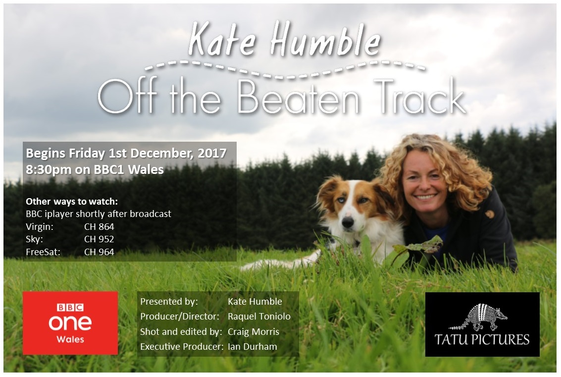 Kate Humble Off The Beaten Track