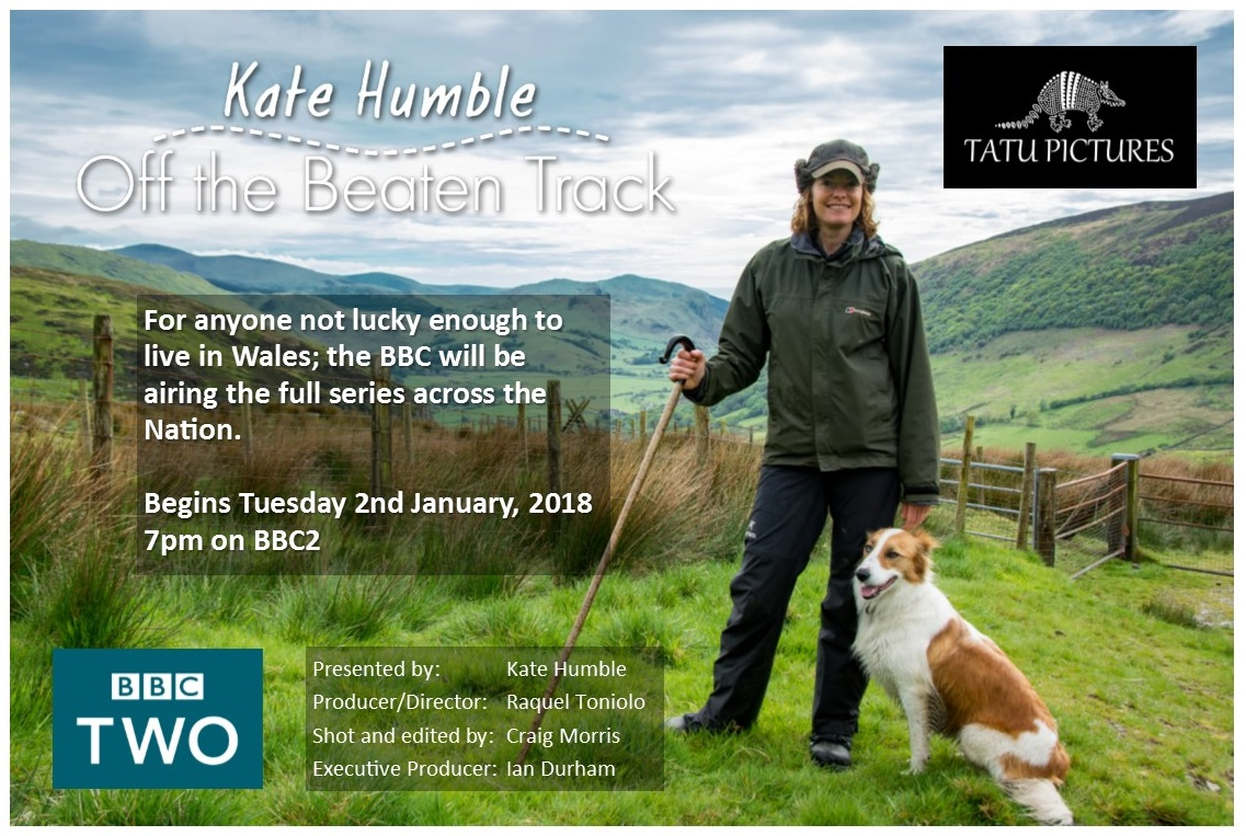BBC 2 Kate Humble: Off the Beaten Track