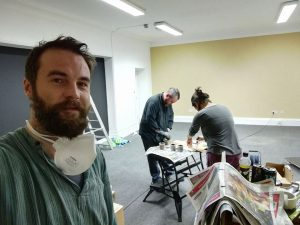 DIY in the new office