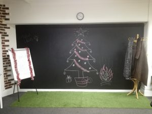 Xmas Tree Tatu Office
